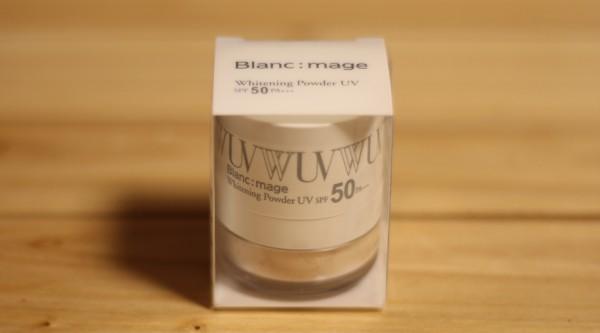 薬用ホワイトニングパウダーUV50