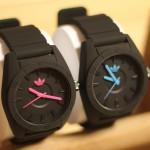アディダス サンティアゴのペア腕時計